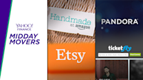 Gross sues PIMCO, Amazon takes on Etsy and Pandora buys Ticketfly