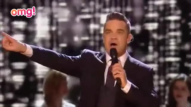 Robbie, Girls Aloud, One Direction - see them all on the Royal Variety Performance 2012