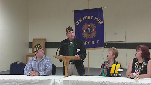 VFW president weighs in on VA problems
