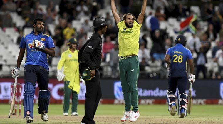 Celebrity cricket league live scores 2019