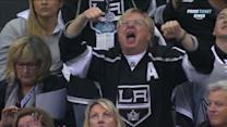 Kings fan pumped up for overtime