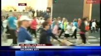 Runners remember Boston, OKC bombings at Memorial Marathon