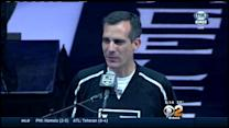 Mayor Garcetti Drops F-Bomb During LA Kings Stanley Cup Rally