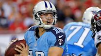Fantasy projections for Jake Locker