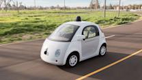 "Regulators say AI in driverless cars is a ""driver"""