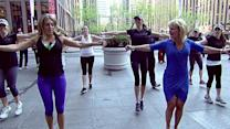 Exercises designed for military wives