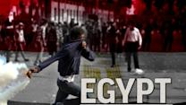 Raw: Clashes Between Morsi Opponents, Supporters