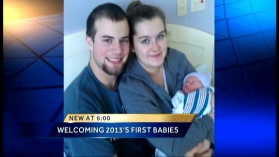 Southeastern Wisconsin's First babies of the new year