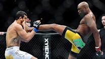 Dana White: Silva is the best fighter in the world