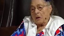 Oldest living American turns 116