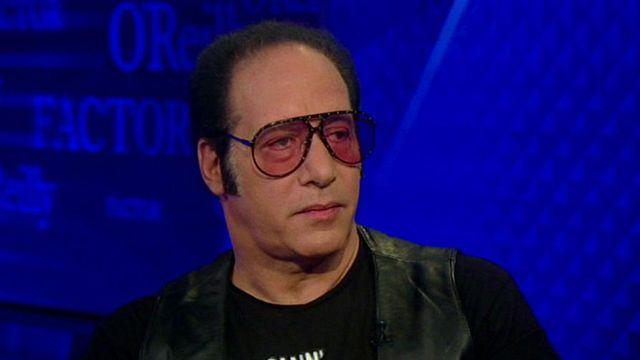 Andrew Dice Clay enters the 'No Spin Zone'