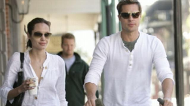 'GAA' Rumor Has It: Brangelina Wedding; Diddy on 'Idol'?