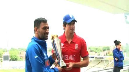 India all set to defeat England in finals