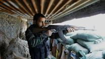 Supporting Syria's rebels: President Obama seeks aid for opposition
