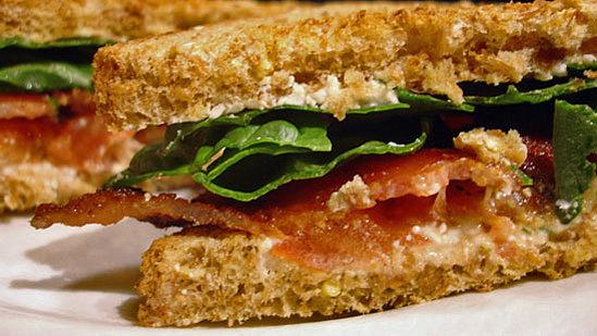 Try This Feta Sandwich For a Creamy Take on the BLT