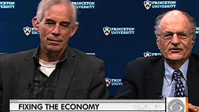 Nobel Prize winners: How to fix the economy