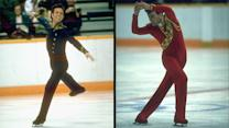 Memorable Moments: Olympic figure skaters' epic battle