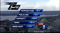 Cooler air filters across state