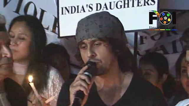 Bollywood Protest against Delhi Gangrape