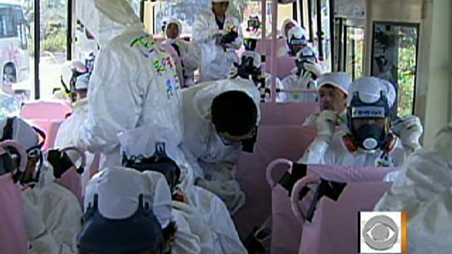 Fukushima: A look inside with reporters