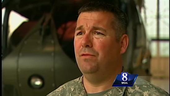 Community mourning loss of National Guard members