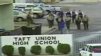 One student shot at high school in Calif.