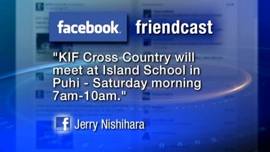 Facebook Friendcast: Jerry Nishihara