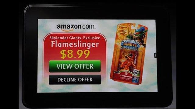 GS News - Skylanders coming to Kindle Fire with in-app purchases