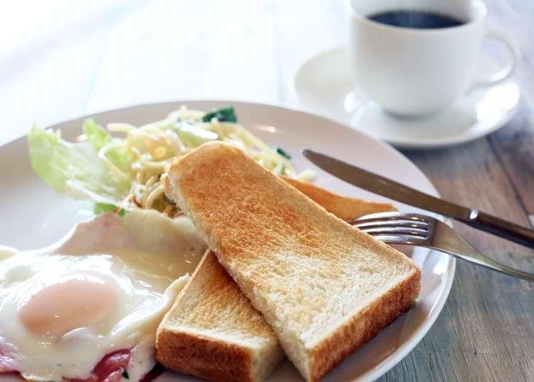 東京新宿必吃早餐 無論西式、和式 精選5間任你挑選