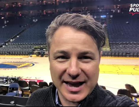 8131f2aa517 NBA playoffs  Warriors and Celtics open second round with big Game 1 wins   Video