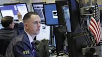 US STOCKS-Wall St ends slightly lower after late rally