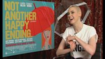 Karen Gillan shows off her shaved head and talks Doctor Who