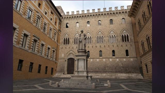 Monte Paschi Toughens Up Revival Plan To Win Over Brussels