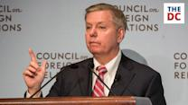Lindsey Graham Hawks His Hawkishness In Vegas As He Contemplates White House Run