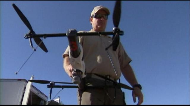 Drones, Harmonicas Boost Search for Missing Firefighter