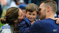Tom Brady and Gisele Bündchen Adorable Family Moment With Son