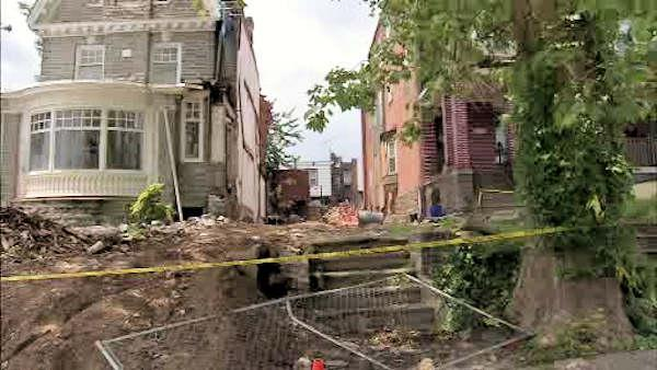 Philadelphia cracking down on demolition work in several locations