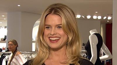 Alice Eve On 'Sex And The City 2': 'It Was Mayhem'