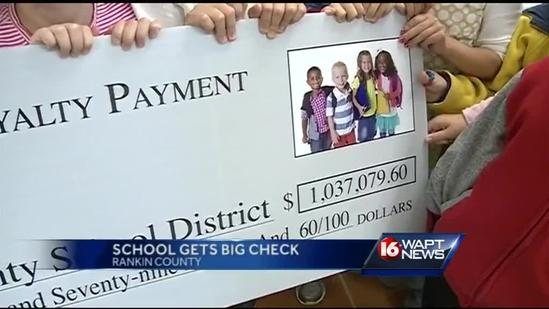 Rankin County schools get one million dollars