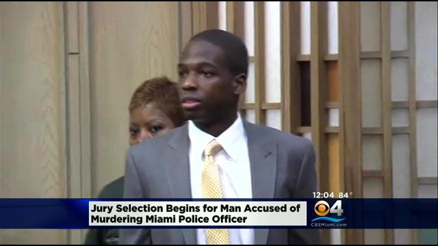 Jury Selection Underway For Accused Cop Killer