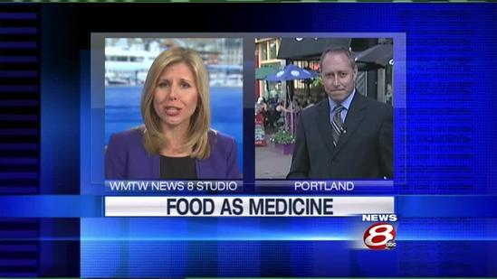 Food as medicine movement catching on