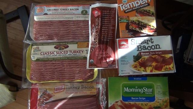 6 Fake Bacons for the Impending Baconpocalypse