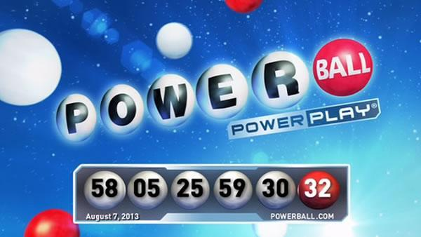 Watch the Powerball drawing from Aug. 7, 2013