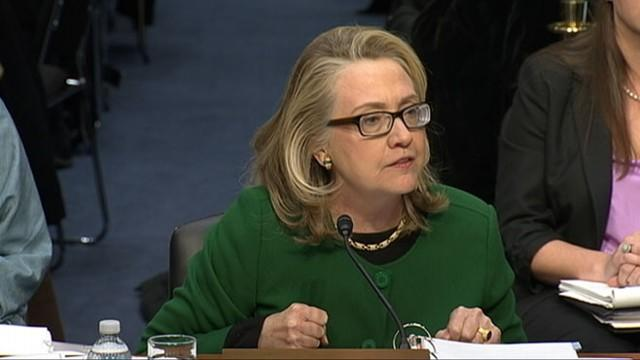 Hillary Clinton Testifies Before Congress