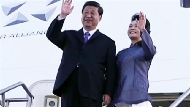 President Obama, Chinese President Xi face challenges during Calif. meeting