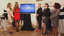 Real Housewives of New York City Star, Heather Thompson, Judges the GoBold Beauty Competition