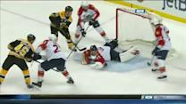 David Krejci nets hat trick against Panthers