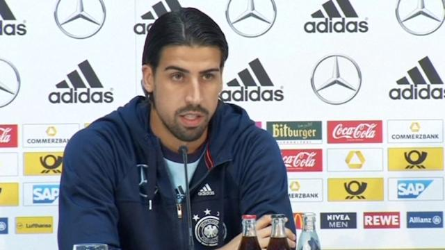 Ireland are no pushovers, says Khedira