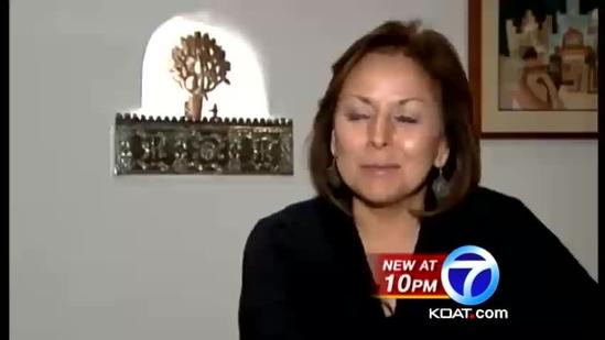 Governor Martinez talks about meeting the Pope