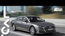 神盾艦 Audi All New A8 L 60 TFSI quattro 西班牙試駕 - TCAR